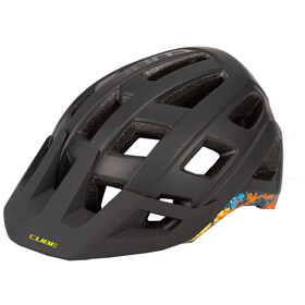 Cube Badger Casco, black/splash